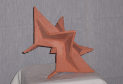 Clay Form (Tilted)