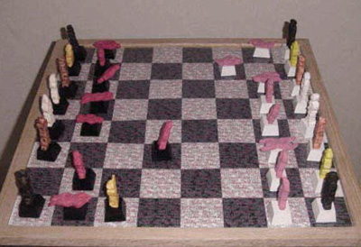 Erasist Chess (Rule Book)