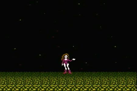 After defeating mother brain and excaping the timebomb of planet zebes, you can see samus in a bikini waving to you at the end if you finish the game in under three hours.